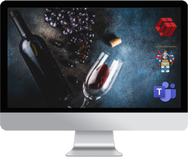 digital wine tasting