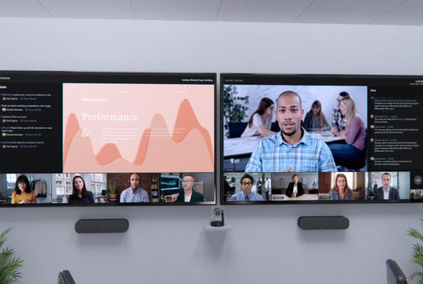 Lavoro ibrido: le innovazioni di Teams