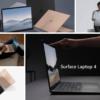 Nuovo Surface Laptop 4